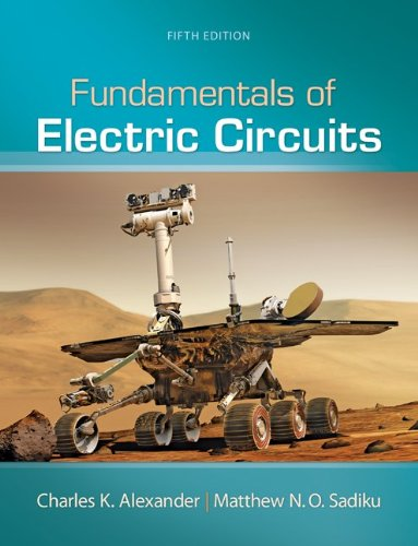 Fundamentals of Electric Circuits 9780073380575