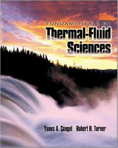 Fundamentals of Thermal-Fluid Sciences W/Ees CD-ROM [With Disk] 9780072416152