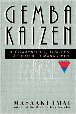 Gemba Kaizen: A Commonsense, Low-Cost Approach to Management 9780070314467