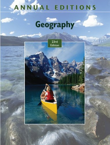 Geography 9780073515519