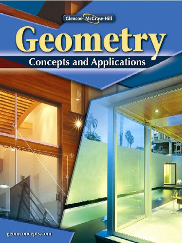 Geometry: Concepts and Applications 9780078799143