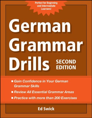 German Grammar Drills 9780071789455