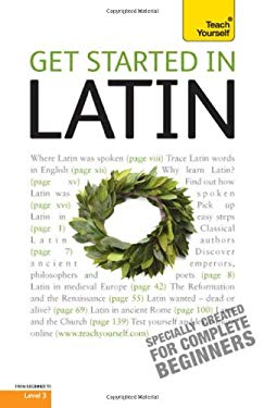 Get Started in Latin [With Paperback Book] 9780071739399