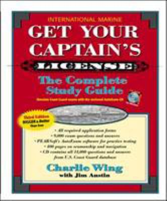 Get Your Captain's License, Third Edition [With CDROM] 9780071383158