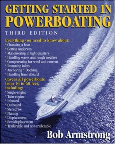 Getting Started in Powerboating 9780071448994