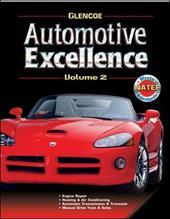 Glencoe Automotive Excellence, Volume 2 279405