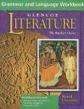 Glencoe Literature: World Literature: Grammar and Language Workbook