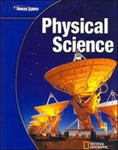 Glencoe Physical Science 280724