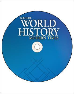 Glencoe World History: Modern Times 9780078782749