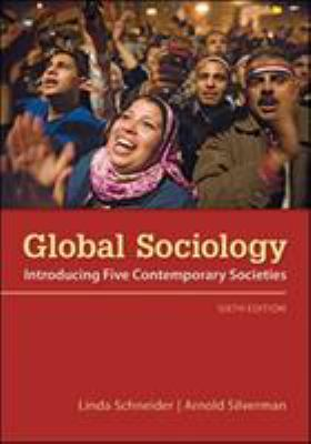 Global Sociology: Introducing Five Contemporary Societies 9780078026706