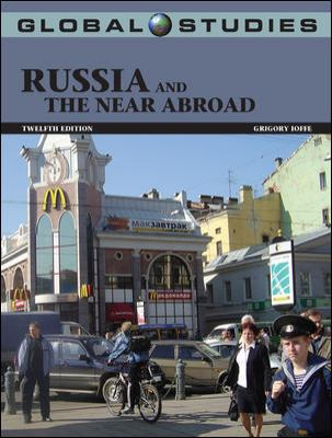 Global Studies: Russia and the Near Abroad 9780073401478