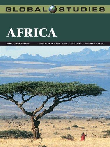 Global Studies: Africa 9780073527765