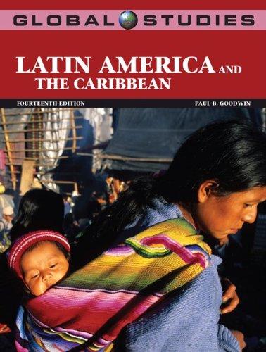 Global Studies: Latin America and the Caribbean 9780073527772