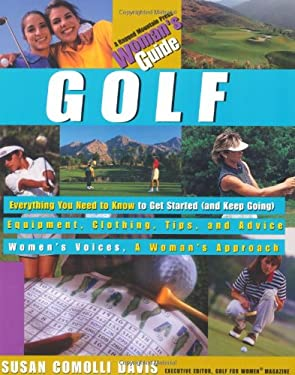 Golf: A Woman's Guide 9780071360173