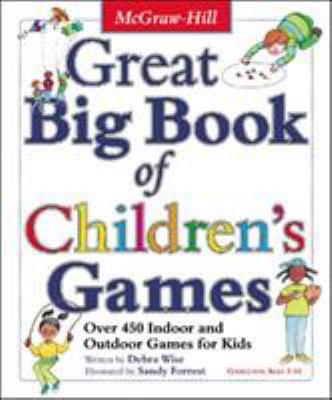 Great Big Book of Children's Games 9780071422468