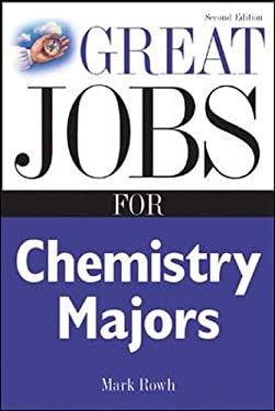 Great Jobs for Chemistry Majors 9780071448574