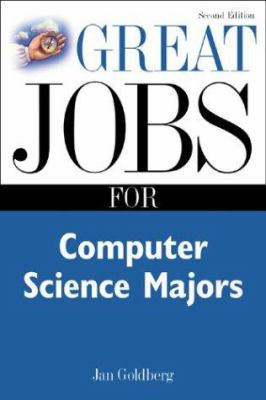 Great Jobs for Computer Science Majors 9780071390392