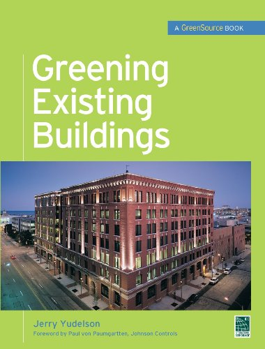 Greening Existing Buildings 9780071638326