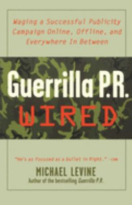 Guerrilla PR Wired 9780071382328