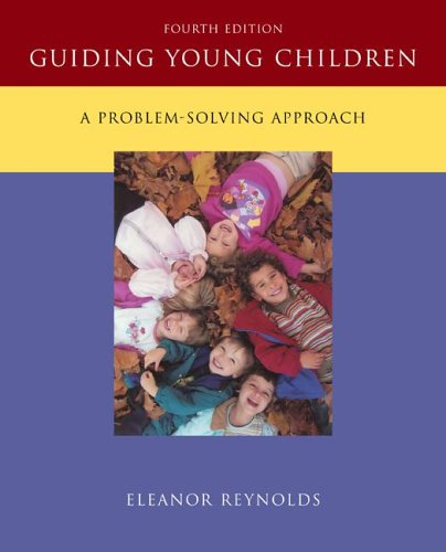 Guiding Young Children: A Problem-Solving Approach 9780072880939