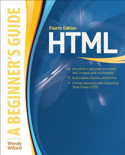 HTML a Beginner's Guide 9780071611435