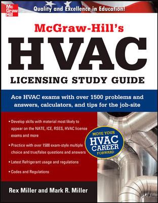 HVAC Licensing Study Guide 9780071486408
