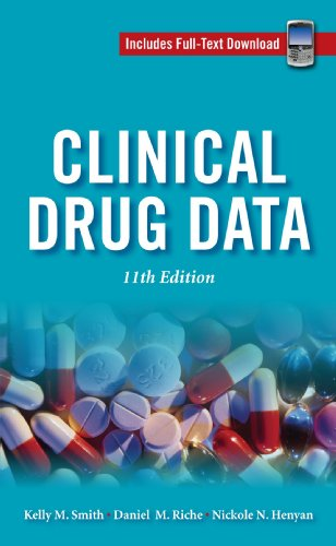 Clinical Drug Data [With Access Code] 9780071626880