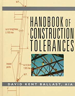 Handbook of Construction Tolerances 9780070035539