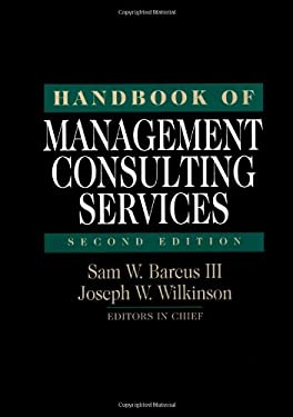 Handbook of Management Consulting Services