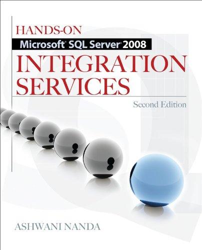 Hands-On Microsoft SQL Server 2008 Integration Services 9780071736404