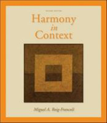 Harmony in Context - 2nd Edition