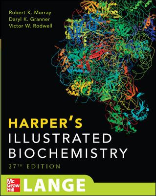Harper's Illustrated Biochemistry 9780071461979
