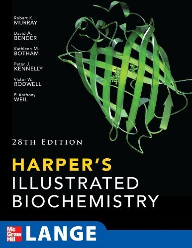 Harper's Illustrated Biochemistry 9780071625913