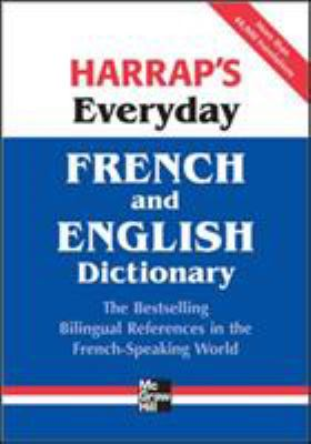 Harrap's Everyday French and English Dictionary 9780071621236