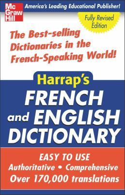 Harrap's French and English Dictionary 9780071440691