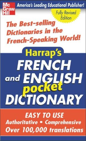 Harrap's French and English Pocket Dictionary 9780071440707