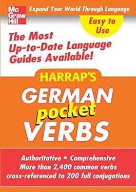 Harrap's German Pocket Verbs 9780071636209