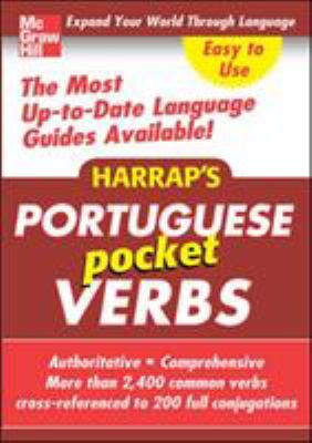 Harrap's Portuguese Pocket Verbs 9780071636186