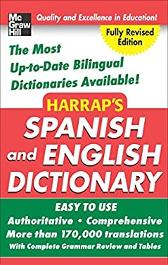 Harrap's Spanish and English Dictionary 9780071495035