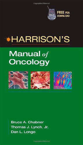 Harrison's Manual of Oncology 9780071411899