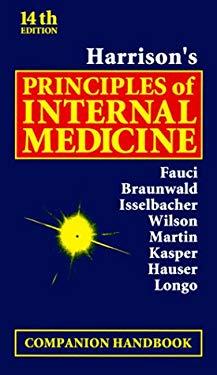 Harrison's Principles of Internal Medicine: Companion Handbook 9780071356589