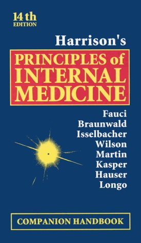 Harrison's Principles of Internal Medicine 9780070215306