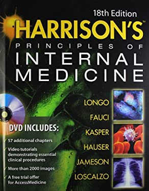 Harrison's Principles of Internal Medicine 9780071748872