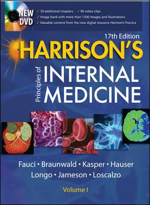 Harrison's Principles of Internal Medicine (2 Vol Set) 9780071476911