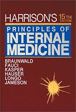 Harrison's Principles of Internal Medicine (Volume 1 Only of 2-Volume Set) 9780070072732