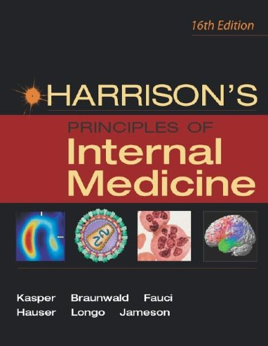 Harrison's Principles of Internal Medicine, Volume 2 9780071391429