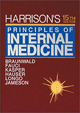 Harrison's Principles of Internal Medicine (Volume 2 Only of 2-Volume Set) 9780070072749