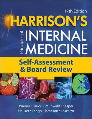 Harrison's Principles of Internal Medicine: Self-Assessment and Board Review 9780071496193