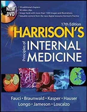 Harrison's Principles of Internal Medicine [With CDROM] 9780071466332