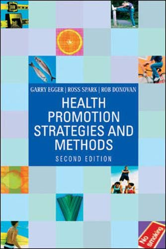 Health Promotions Strategies and Methods 9780074715000